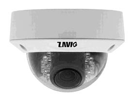 D7110 1.3 Megapixel Day/Night Outdoor Dome