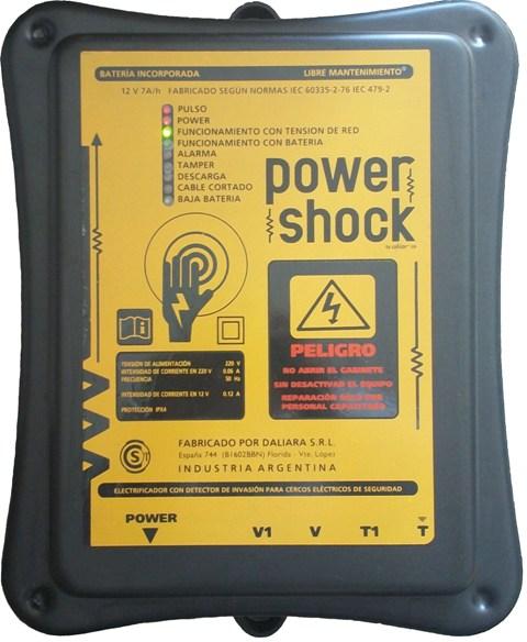 ENERGIZADOR POWER SHOCK