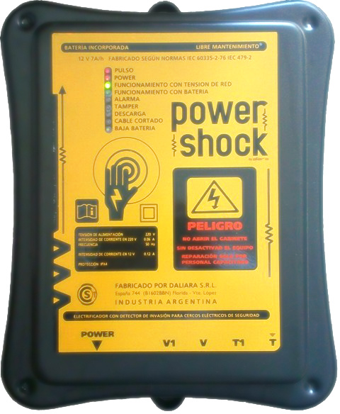 ENERGIZADOR POWER SHOCK
