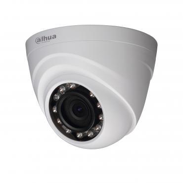 Cámara DAHUA 720p 1 Mpx domo  HAC-HDW1000R