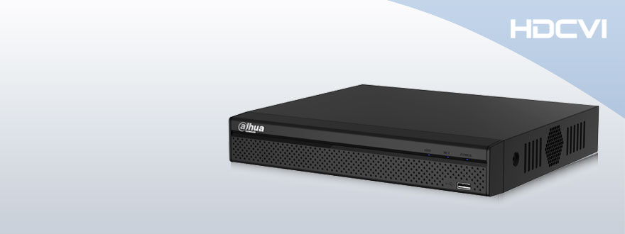 DVR TRIBRID 4000 ( HDCVI + Analog + IP ) 720p – ONVIF – 4ch