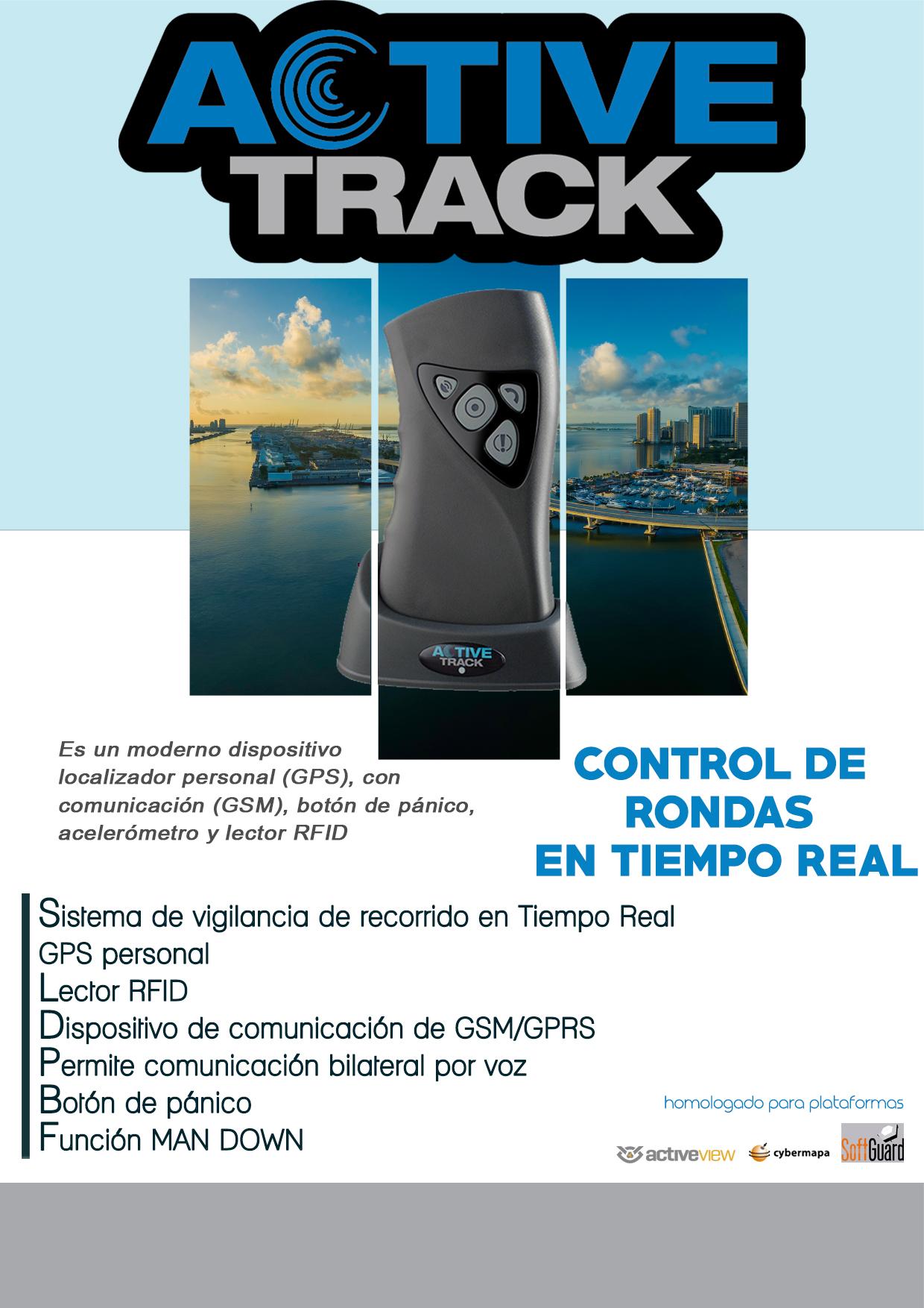 NUEVO! Active Track