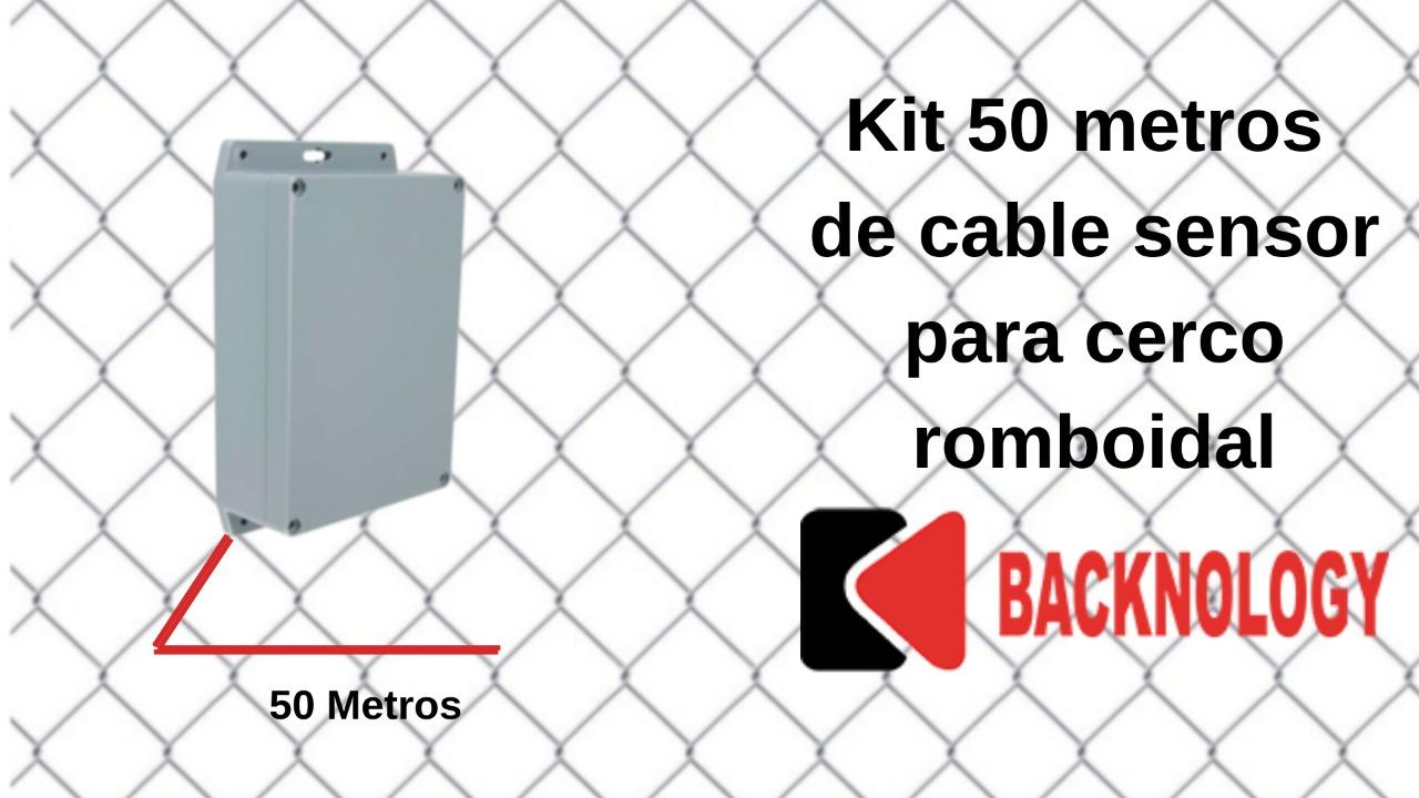 Kit 50 mts. – Cable Sensor para pequeños perímetros